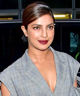 Priyanka Chopra Wore an Ingenius Summer Suit to the Baywatch Party in Berlin