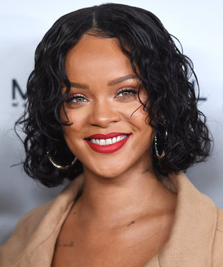 Rihanna Just Officially Teased Fenty Beauty