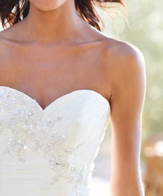 How to Get a Faux Glow for Your Wedding Day