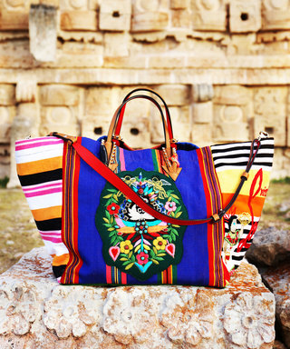 Christian Louboutin's New Handbag Celebrates Mexican Craftsmanship