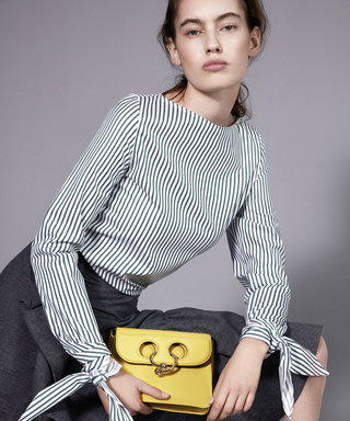JW Anderson's New Collection Has the Stripe Shirts You've Been Dreaming Of