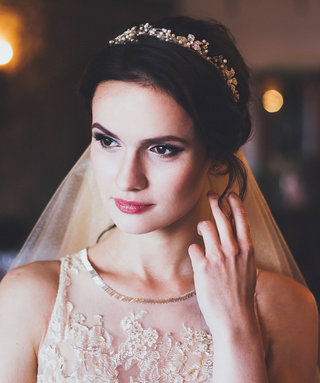 30 Days of Weddings: The Most-Popular Bridal Beauty Trends on Pinterest