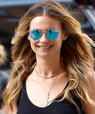 This Victoria's Secret Model–Approved Jewelry Brand Just Launched the Prettiest Collection
