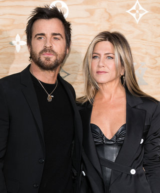 Jennifer Aniston Is Taking Her Split from Justin Theroux in Stride