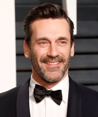 Jon Hamm Reveals His First Celebrity Crush