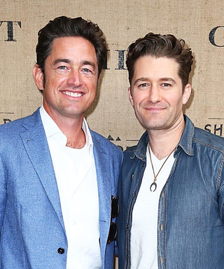 Matthew Morrison Launches a Line of Chic Dad Gear