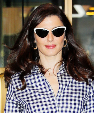 Rachel Weisz Just Needs Ruby Slippers to Complete Her Modern-Day Dorothy Look