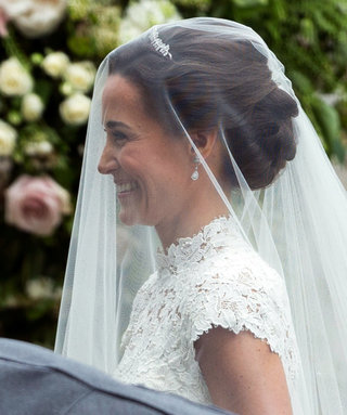 Celebrity Veil-Friendly Hairstyles to Recreate for Your Own Wedding