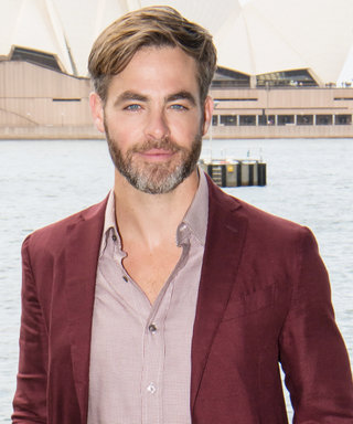 Chris Pine Has the Most Colorful Suit Collection of Any Human Man