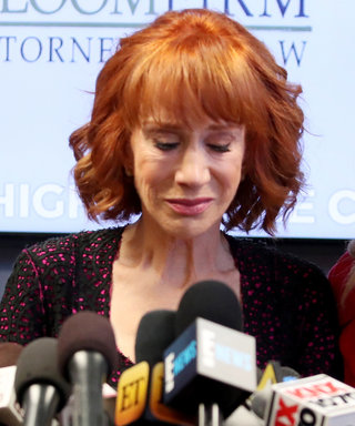 Kathy Griffin Cries as She Says Her Career Is Likely Over After Trump Stunt