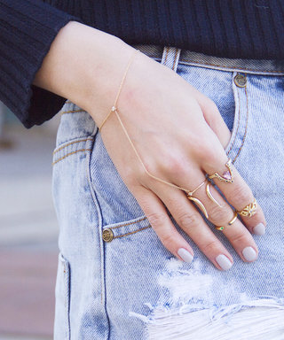 The Simplest Way to Find the Most Flattering Nude Nail Polish