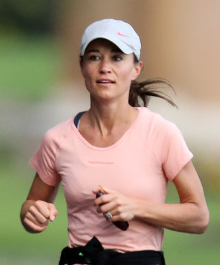 Nothing Stands Between Pippa Middleton and Her Fitness