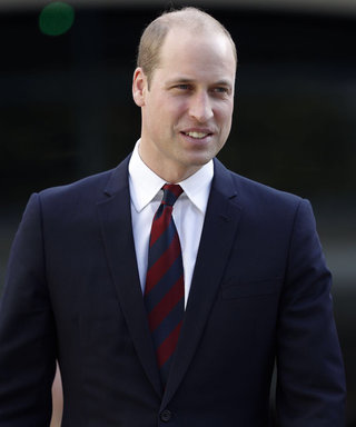 Prince William Visits Victims of the Manchester Attack Today