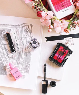 A Love Letter to Guerlain's La Petite Robe Noire Makeup Collection