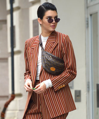 Kendall Jenner Has Traded in Her Mom Jeans For Menswear