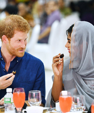 Prince Harry Breaks Ramadanto Honour London Attack Victims in Singapore