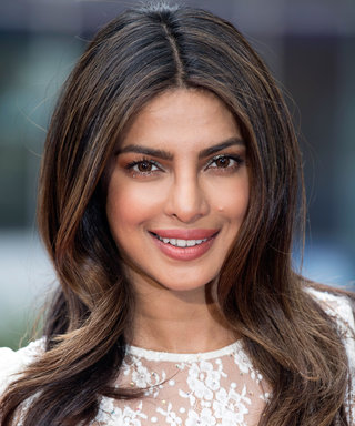Priyanka Chopra Wore Sweatshirt Dress to Her First Couture Show