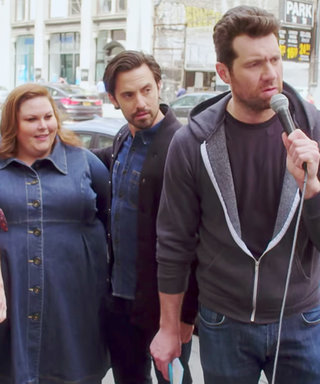 The Cast of This Is Us Hits the Street with Billy Eichner