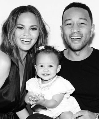 Chrissy Teigen Already Has Baby Luna Making Fun of Dad John Legend