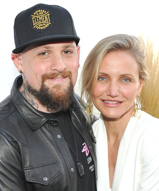 Cameron Diaz and Benji Madden Look So In Love and It'll Warm Your Heart