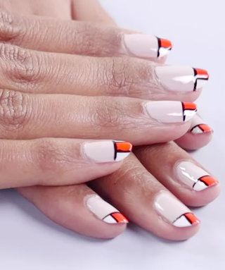 Nail Art Know How: Block Party
