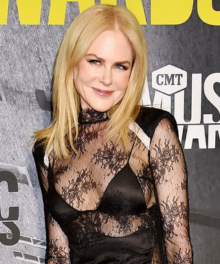 Nicole Kidman's See-Through Dress Leaves Little to the Imagination