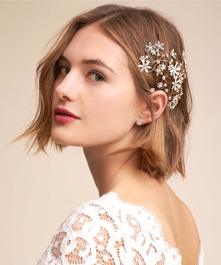 The Best Hair Accessories for Every Bride, Boho to Full-On Glam