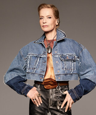 You Have to See This 78-Year-Old Supermodel in Acne Studios' Latest Lookbook