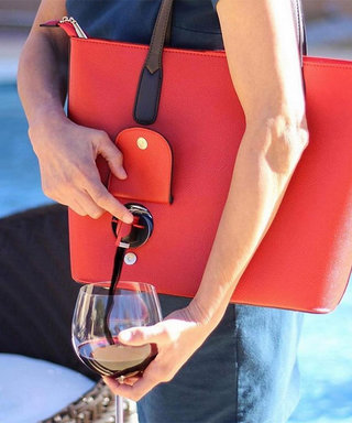 Calling All Wine Fanatics: You *Need* This Beach Tote