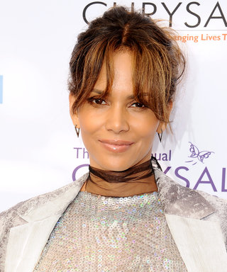 Halle Berry Is As Obsessed with Wonder Woman As All of Us