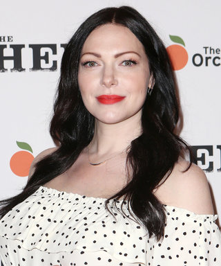 Laura Prepon's Baby Bump Was the Best Accessory on This Red Carpet