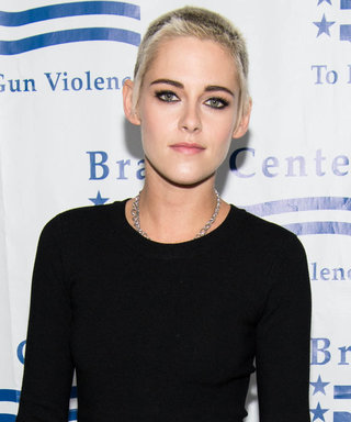 We're in Love With Kristen Stewart's Ultra-Femme Pink Skirt