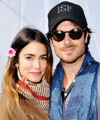 Nikki Reed and Ian Somerhalder Go on the Most Adorable Pre-Baby Lunch Date