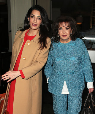 Amal Clooney's Mum Reveals Details of How Amal and the Twins Are Doing