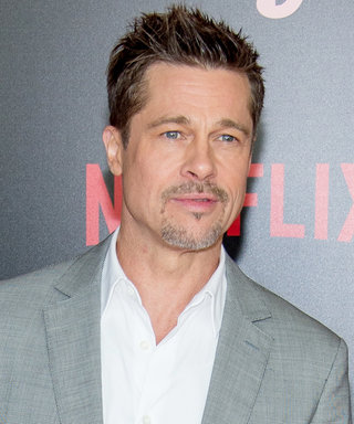 Brad Pitt Arrived at the Okja Premiere Looking Better Than Ever