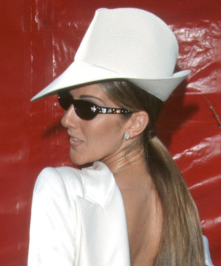 Celine Dion Finally Talks About Her Backwards Tux from the Oscars