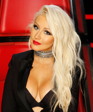 Christina Aguilera Wants This Vintage Hair Trend to Make a Big Comeback