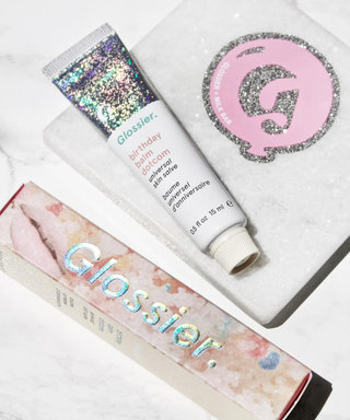 Glossier Is Launching a Sparkly, Cake-Flavored Balm Dotcom