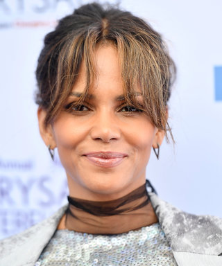 Halle Berry Bares Her Abs in a Sheer Top Days After Clapping Back at Pregnancy Rumors