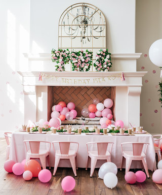 We're So Jealous Of This Two Year Old's Birthday Party