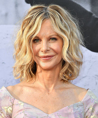 Meg Ryan Just Made Her Second Red Carpet Appearance of the Week and Looked Flawless