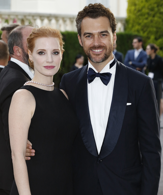 Jessica Chastain Got Hitched!