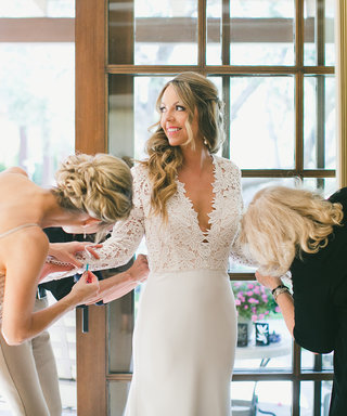We Found the Best Plunging Bra for Your V-Neck Wedding Dress