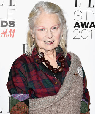 Why Designer Vivienne Westwood Says Not to Buy Anything