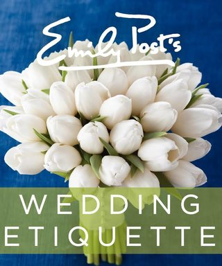 The Do's and Don'ts Of Wedding Etiquette Explained