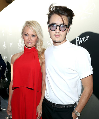 Proud Mom Pamela Anderson Hits the Red Carpet with 21-Year-Old Son Brandon Lee