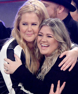 Amy Schumer Battled Kelly Clarkson On Celebrity Family Feud