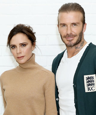 The Beckhams Put a Casual Spin on His-and-Her Dressing at London Men's Fashion Week