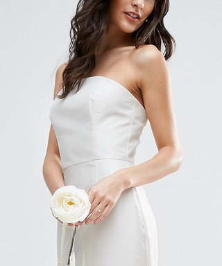 Rejoice: TheseASOS Wedding Gowns Are Gorgeous andAffordable