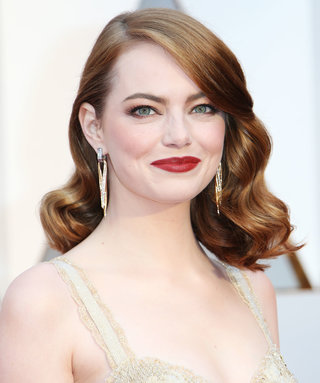 Emma Stone Just Went Platinum Blonde